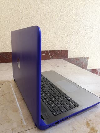 HP PAVILON NOTEBOOK AZUL