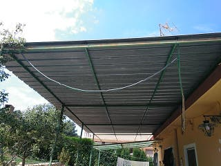 techo chapa galvanizada