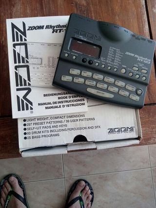 caja de ritmos electronica