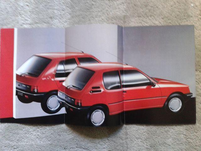 Peugeot 205 Cat U00e1logo Espa U00f1ol 1991 De Segunda Mano Por 16
