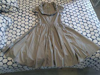 3e5be1eb8 Vestido estilo Años 60 de segunda mano en Madrid en WALLAPOP