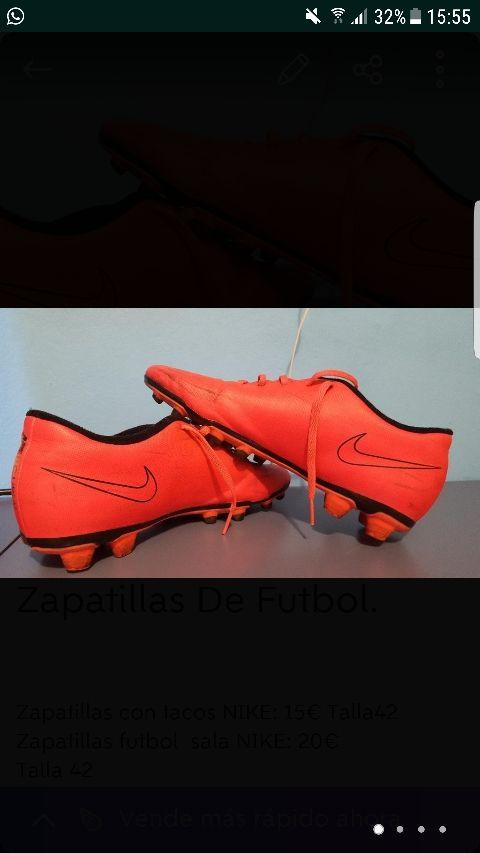 zapatillas futbol.
