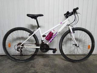 Bici con Barra Baja