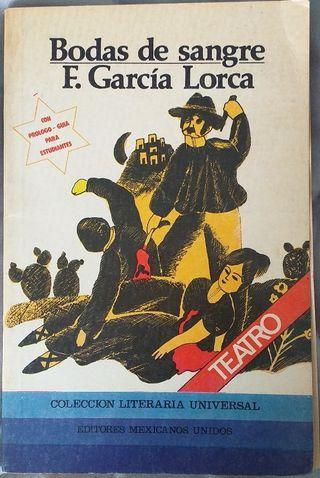 Libro, BODAS DE SANGRE