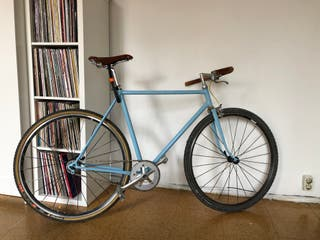 Bicicleta fixie- single speed,
