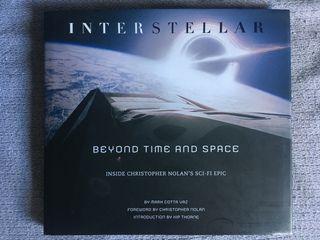 Libro Making Of Interstellar - Beyond Time