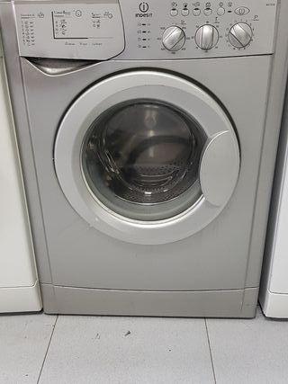 lavadora indesit 6kg con grantia