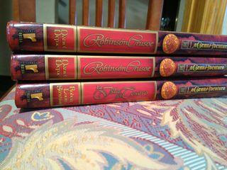 "Pack libros: ""La gran aventura"""
