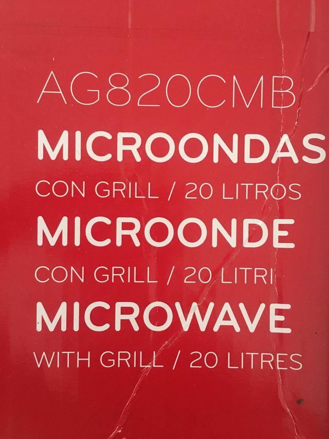 Microondas Ecron