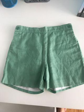 Pantalón verde neck&neck