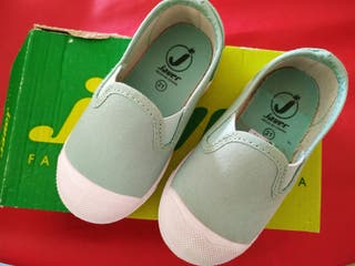 zapatillas numero 21 (Nuevas)
