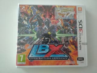 Little Battlers eXperience 3DS - Precintado