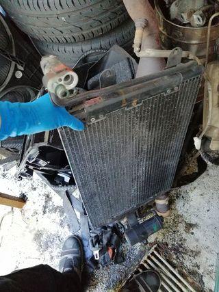 radiador aire acondicionado golf 4 gti