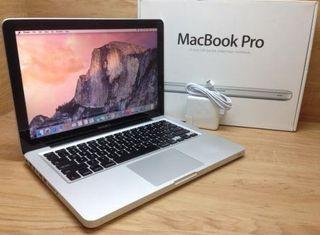 """Macbook Pro 13.3"""" 2011 con disco SSD"""