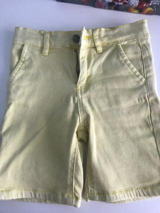 Pantalón gocco talla 3-4