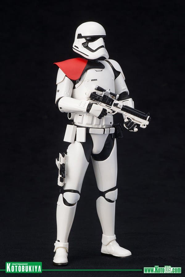 Star Wars Kotobukiya Primera Orden Kylo Ren Phasma