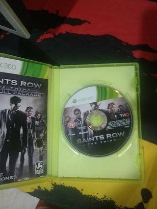 Pack juegos Xbox 360!!!