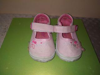 zapatillas loneta número 21