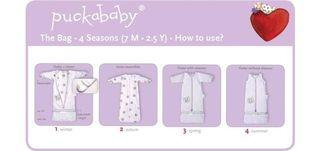 Puckababy 4 seasons Bag