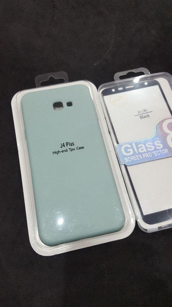 Funda para Samsung J4 Plus