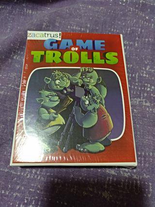 juego de mesa game of Trolls