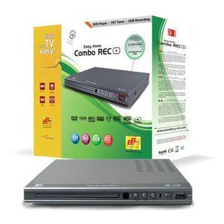 DVD Best-Buy Easy Home Combo rec tdt USB Grabador