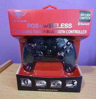 Mando Spirit of Gamer Pgs Wireless Nintendo Switch