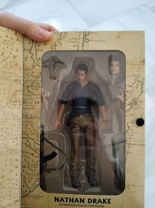 Nathan Drake Figura Uncharted 4 PS4 NUEVA