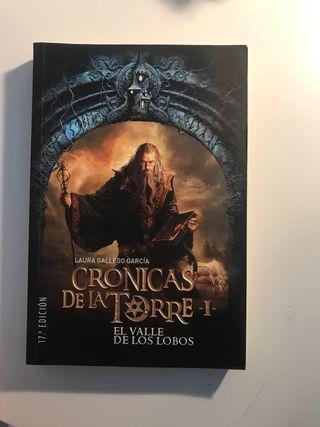 """El libro : """" El valle de los lobos"""""""
