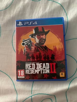 Se vende juego red read redemption 2