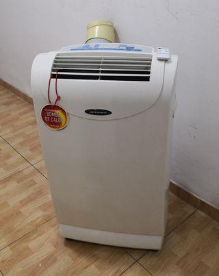 Aire Acondionado Portátil Orbegozo 3000 frigorías