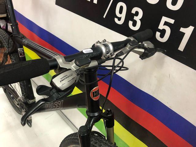 Bicicleta Massi z-8 scandium