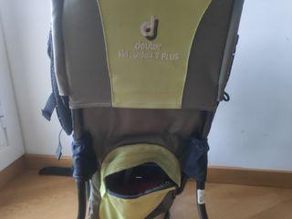 mochila portabebés Deuter Confort Plus