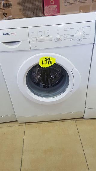 lavadora seminueva marca Bosch, WFL 1860, 6 kg