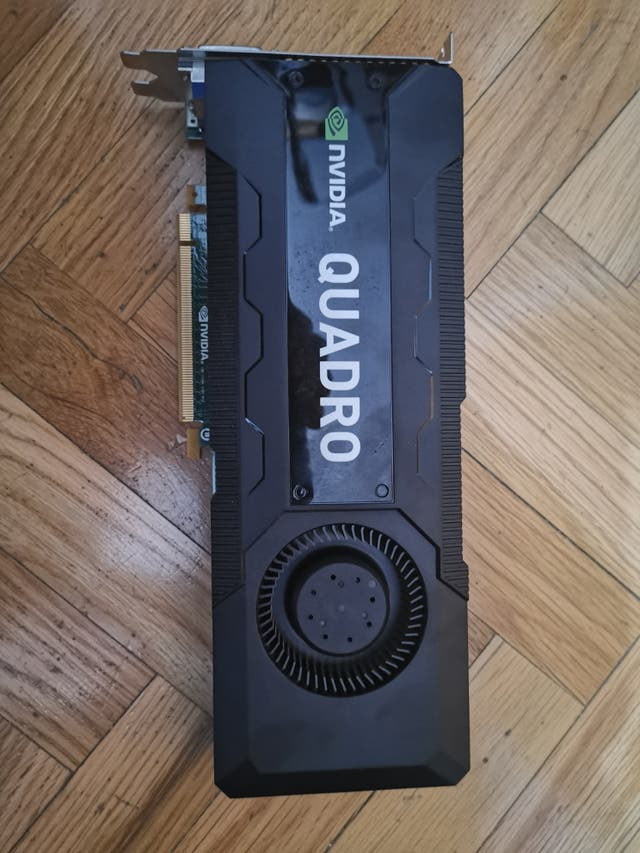 Targeta grafica nvidia CUADRO K5000