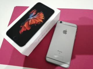 Iphone 6s silver 16Gb Libre