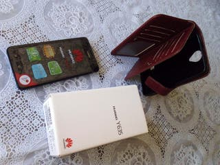 telefono Smartphone Huawei Ascend Y635 1 mes uso