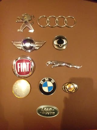 Colección de insignias