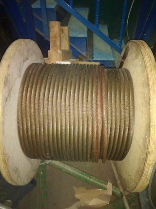 cable antigiratorio de 160 mt x 21 mm