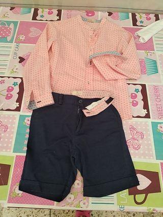 Conjunto de vestir ,niño