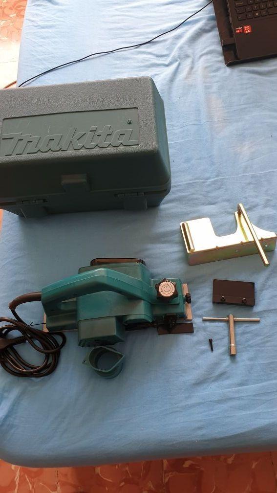 cepilladora electrica carpinteria