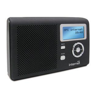 SPC 0802 Radio Portátil para Internet con DECT