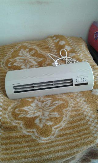 aire caliente
