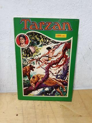 Tarzán Libro Comic Tomo 2 1973 Editorial Novaro