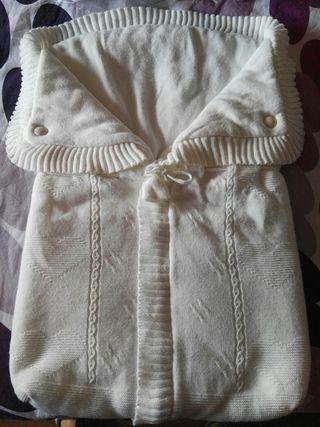 Saco capazo universal de lana