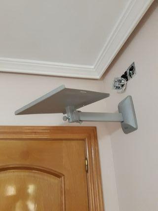soporte plato tv