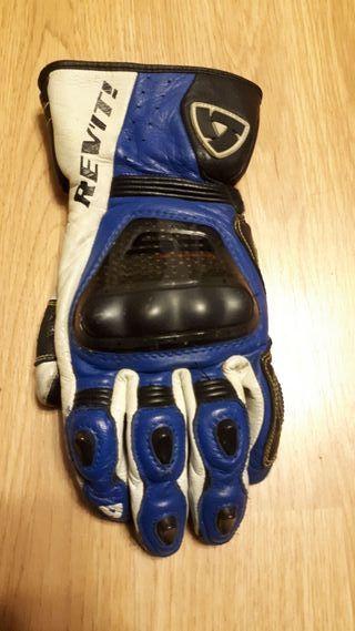 guantes moto Sport-Racing Revit. TALLA S/M
