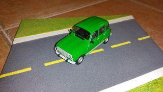 coche escala 1/43 Renault 4