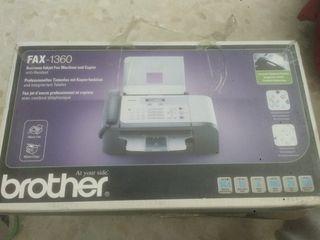 fax impresora 1360 nueva a estrenar