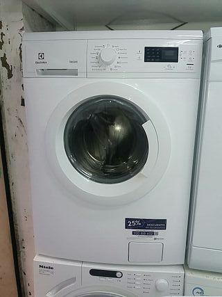 lavadora Electroulx time care
